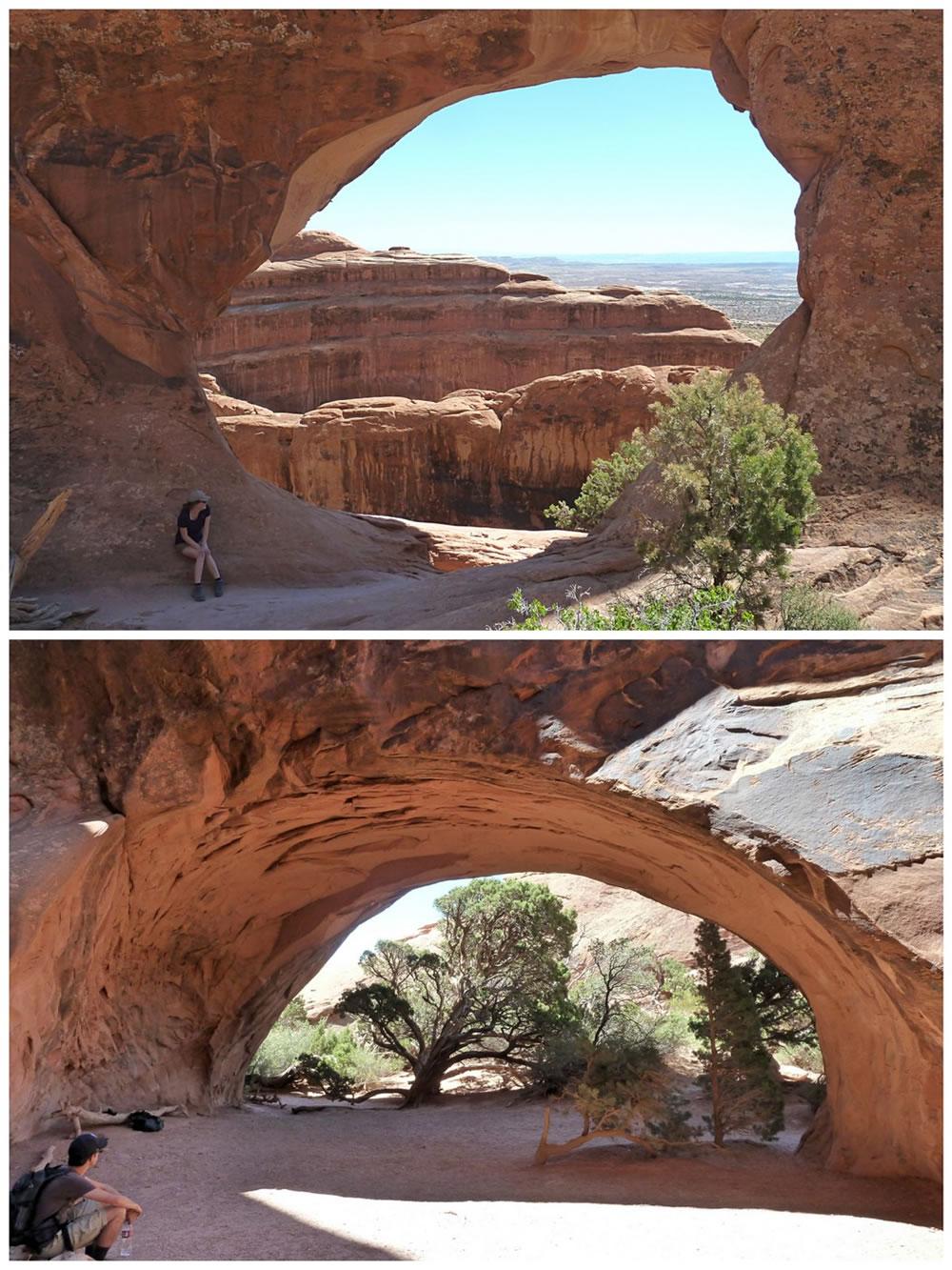 Arche National Park