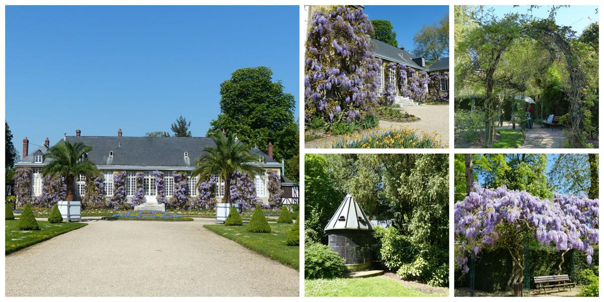 Jardin des Plantes Manoir