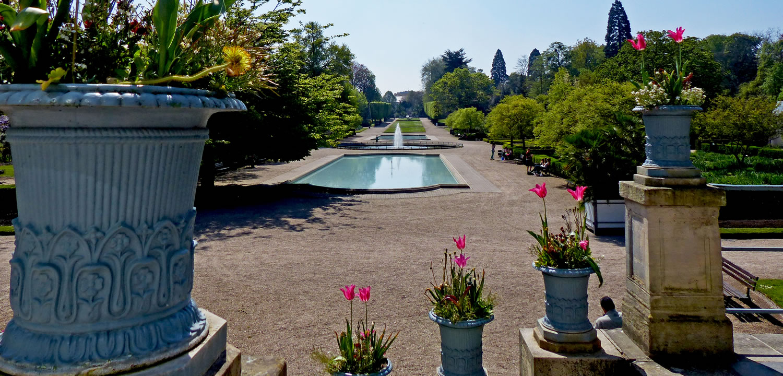 Le Jardin Des Plantes De Rouen Dans Tous Ses Tats