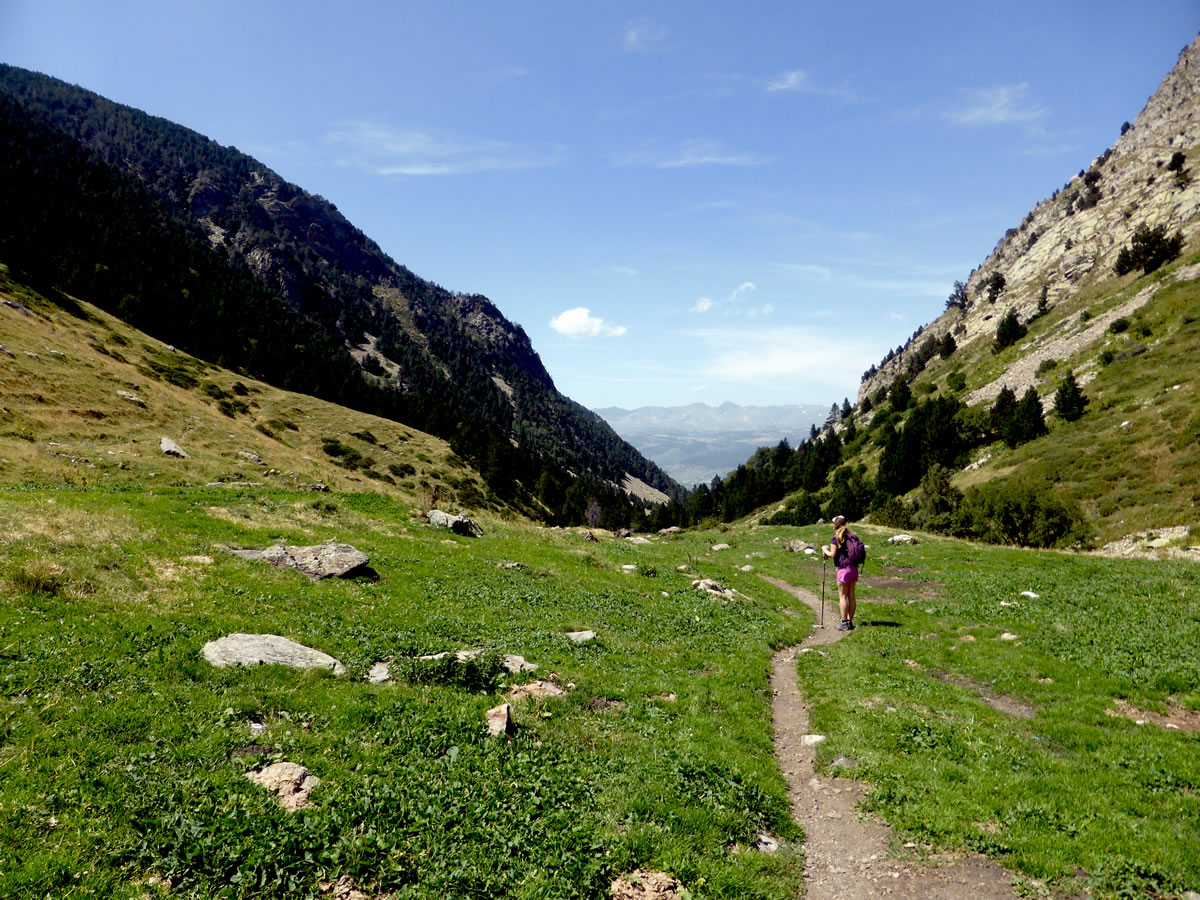 Randonn e dans la vall e d 39 eyne pyr n es catalanes - Les pyrenees catalanes ...
