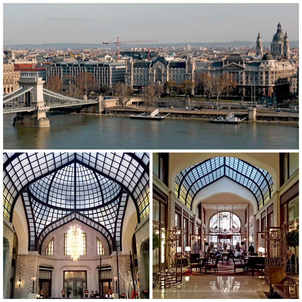 Pest-Palais-Gresham-Budapest