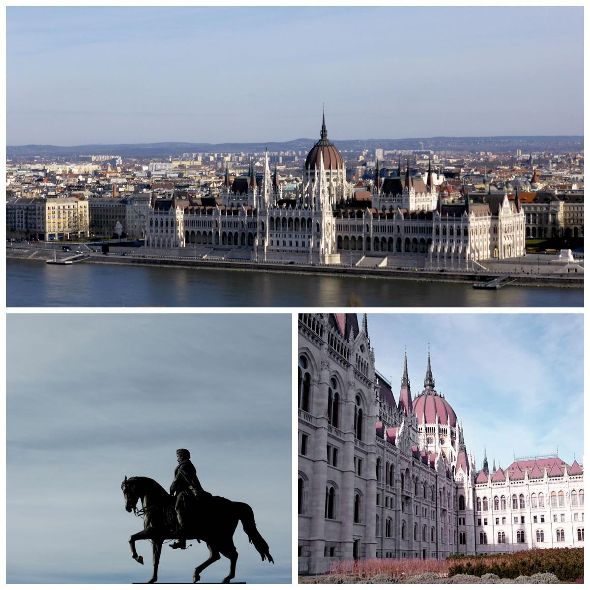Pest-Parlement-Budapest