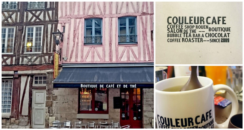Couleur Café - coffee shop, salon de thé, bar à chocolat...