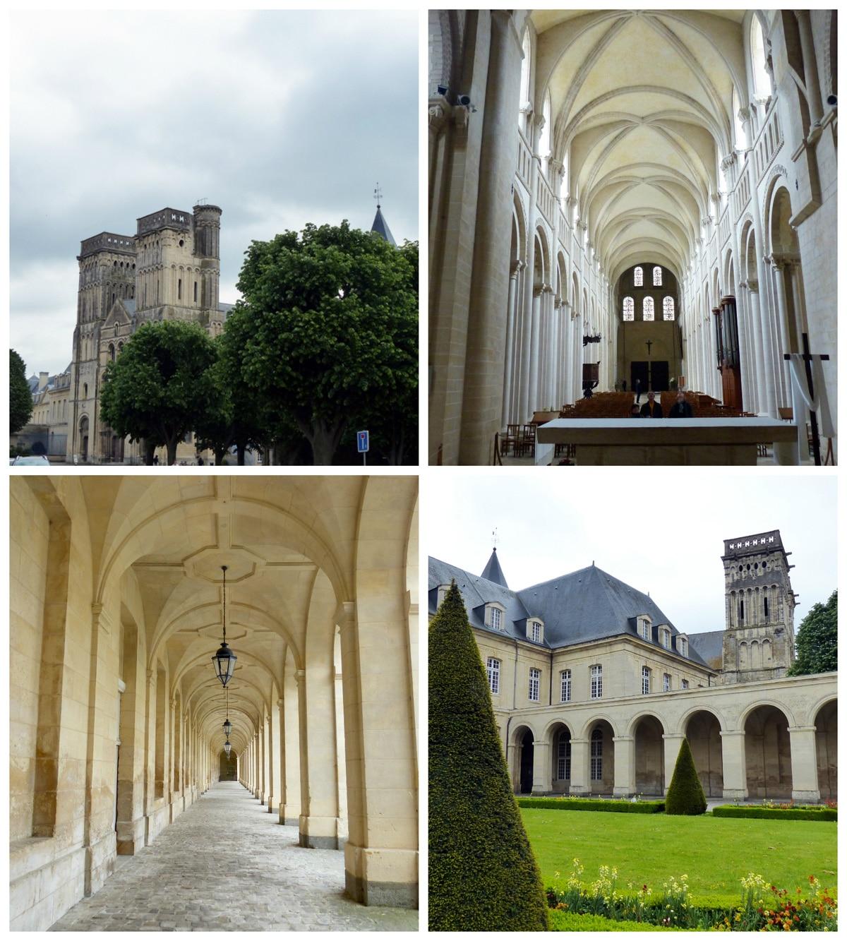 Decouvrir_Caen_Calvados_Normandie_AbbayeFemmes