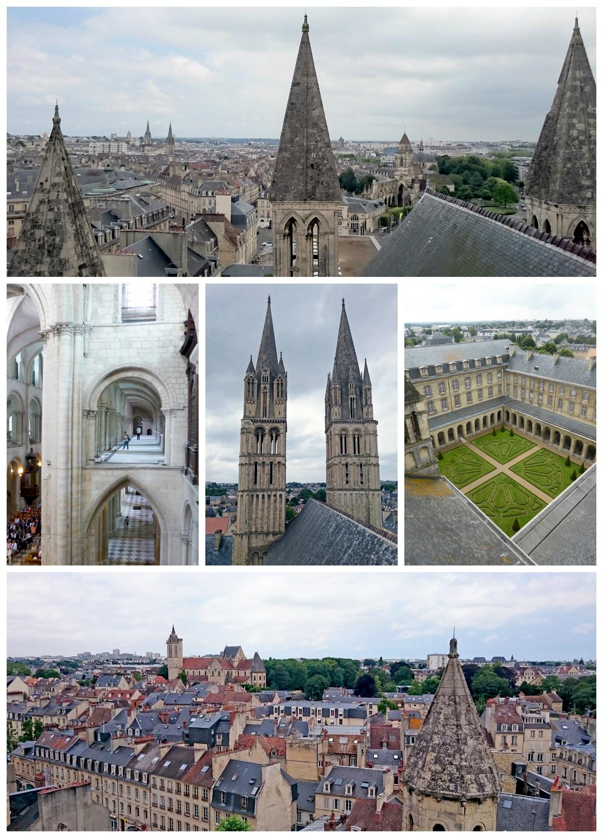 Decouvrir_Caen_Calvados_Normandie_AbbayeHommes_Toits