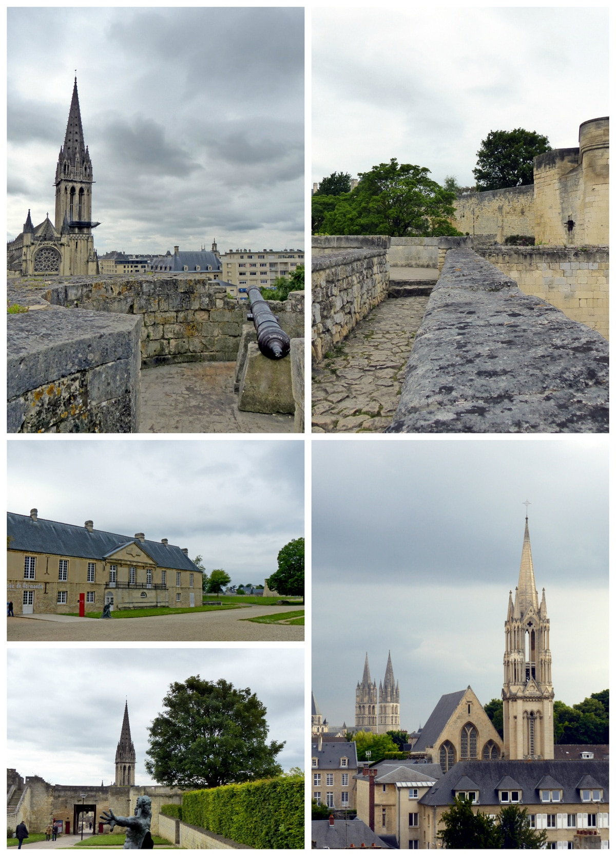Decouvrir_Caen_Calvados_Normandie_Chateau