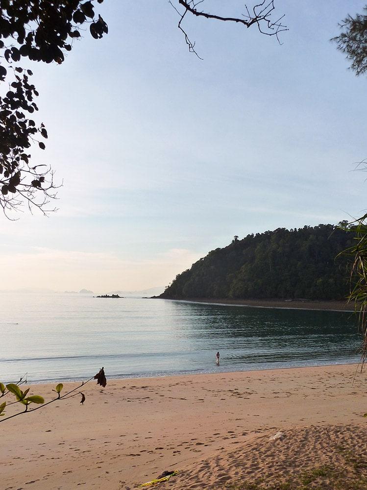 Koh Phayam | Petit coin de paradis | Thailande | Plage déserte
